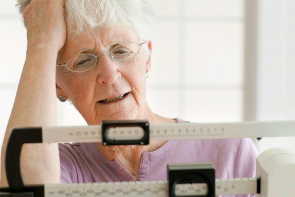 Gewichtsverlust bei Krebspatienten
